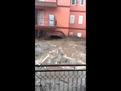 Alluvione a Rossano
