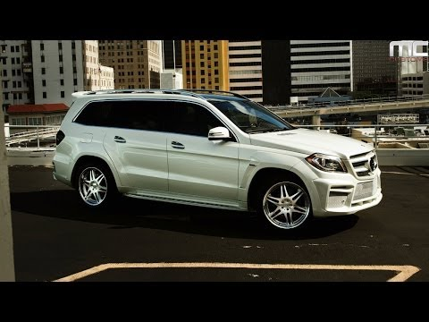 MC Customs Mercedes-Benz GL550