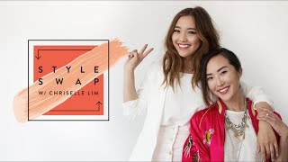 Style Swap w/ Chriselle Lim by Clothes Encounters