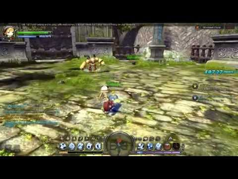 Dragon Nest SEA LVL 24 Engineer Solo Minotaur
