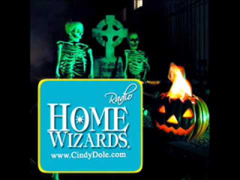 Haunted Forests and Kid Friendly Halloween Decor (Part 2)