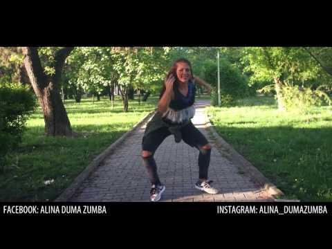 Skales – LO LE- by ALINA DUMA(Zumba Ⓡ Fitness Choreo)