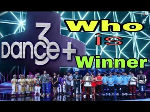 DANCE + 3 Ka Winner Kon | Dance Pulse 3 | Dance + 3