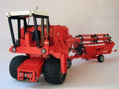 Lego ㋡ maszyny rolnicze ☆ mafiasolec