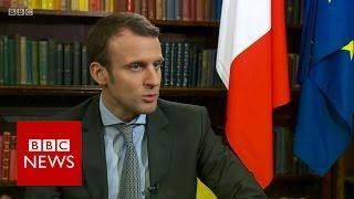 Video Emmanuel Macron on EU Referendum and Hinkley Point - BBC News MP3, 3GP, MP4, WEBM, AVI, FLV Oktober 2017