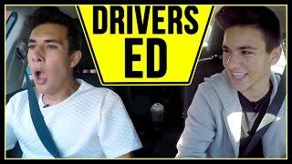 DANIEL SKYE DRIVING TEST FAIL!!