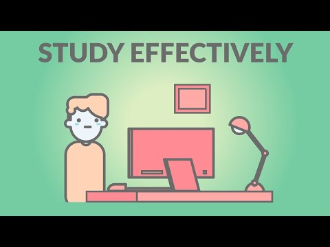 How to Study Way More Effectively | The Feynman Technique (видео)