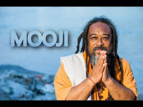 Mooji Audio: Stay As the Isness and Watch Everything Come and Go