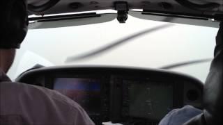 IFR Landing At Liège