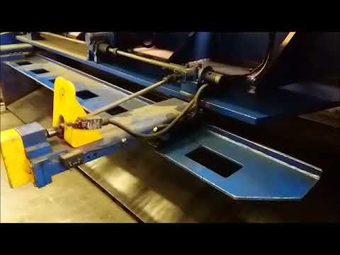 Nożyce gilotynowe hydrauliczne COSTCUTTER 3000 X SS.I 2000
