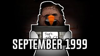 THE REAL TEXAS CHAINSAW MASSACRE? | September 1999