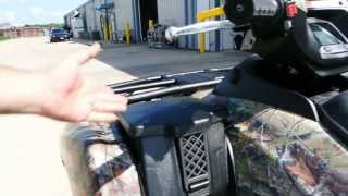 4. $10,599: 2014 Kawasaki Brute Force 750 EPS Camo Power Steering