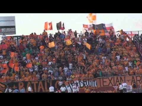 Video - 05/28/2011 Houston vs Dallas (La Tribuna) - The North End - Houston Dynamo - Estados Unidos