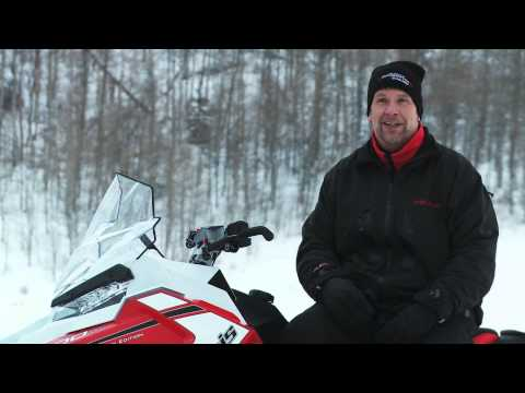 First Ride on The 2015 Polaris AXYS
