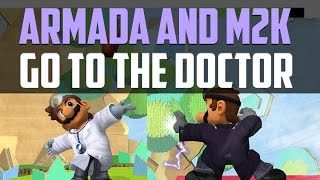 Mew2King and Armada go to the Doctor [3:42]