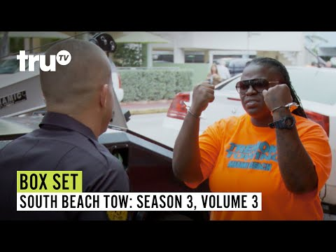 South Beach Tow | Season 3 Box Set: Volume 3 | Watch FULL EPISODES | truTV