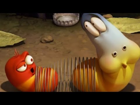 LARVA - BEST OF SEASON 1 | Cartoons For Children | Larva 2018 | LARVA Official