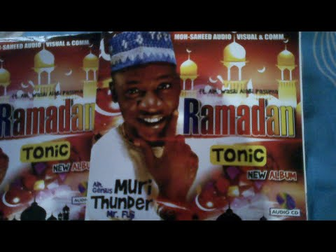 ramadan tonic by muri thunder