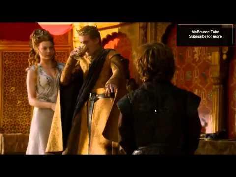 Joffrey's Death at the Purple Wedding