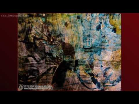 Motion, Conflict, Chaos - Morgellons Inspired Art Slideshow