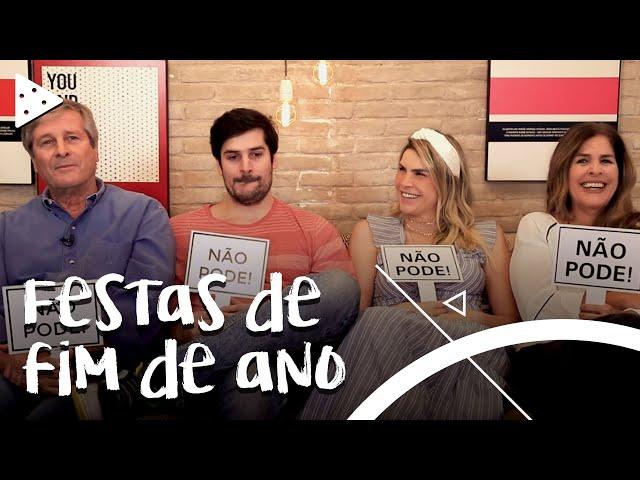 AMIGO SECRETO, REPASSAR PRESENTE E AQUELA TIA CHATA - Julia Faria