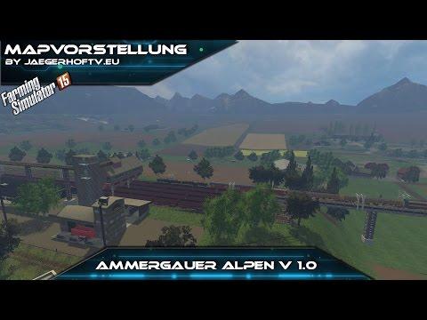 Oberammergau Alps v2.0