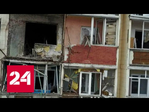Донбасс под обстрелом: пригород Горловки обстреливают из минометов