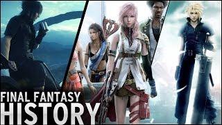 Video History of - Final Fantasy (1987-2015) MP3, 3GP, MP4, WEBM, AVI, FLV Desember 2018