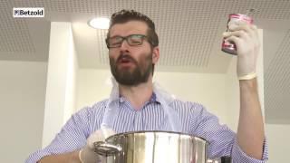 Gesund ernähren - Schulung mit Sven Bach bei Betzold
