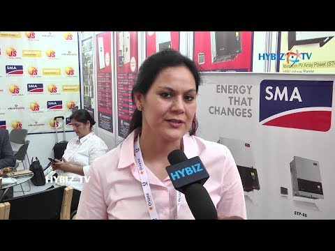 , Kiranjit Kaur-J.S. Solar Tech India - RenewX 2018