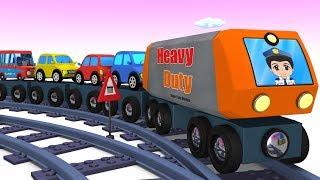 Video Trains for Kids - Toy Factory - Car Cartoon - Toy Train Videos - Kids Videos for kids - Trains - jcb MP3, 3GP, MP4, WEBM, AVI, FLV Juli 2018