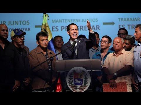 Venezuela: Rückendeckung für Guaidó - Lima-Gruppe appelliert an Russland und die Türkei