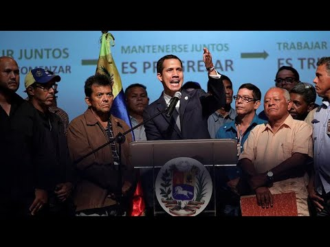 Venezuela: Rückendeckung für Guaidó - Lima-Gruppe app ...