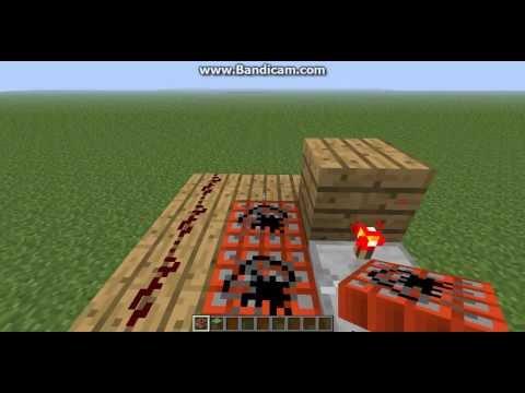 Как сделать механизмы в minecraft 152 без модов - Чай-клуб