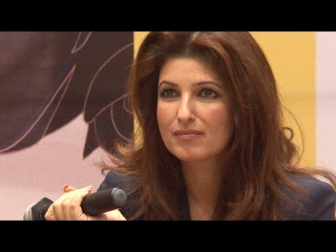 Twinkle Khanna's Funny Take On Indrani Mukerjea