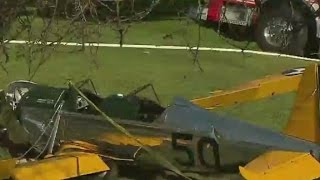 Reports: Harrison Ford Injured In Plane Crash