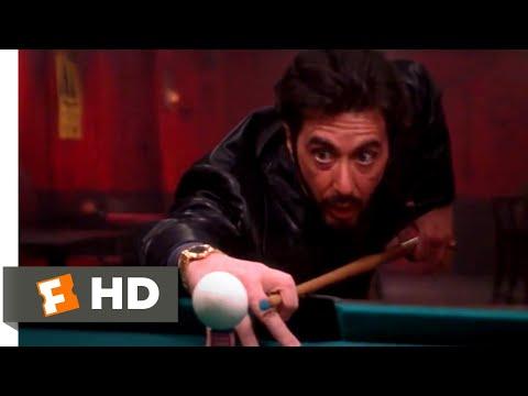 Carlito's Way (1993) - Shooting Pool and Wiseguys Scene (1/10) | Movieclips