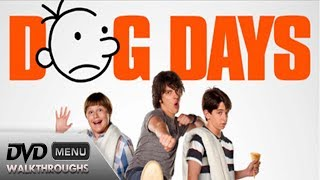 Nonton Diary Of A Wimpy Kid Dog Days  2012  Dvd Menu Walkthrough Film Subtitle Indonesia Streaming Movie Download