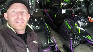 10. You didnt get a 2020 ARCTIC CAT Snowmobile??? Now what?