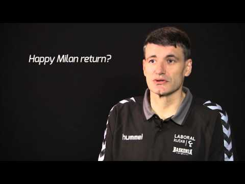 Pre-season Interview: Coach Velimir Perasovic, Laboral Kutxa Vitoria