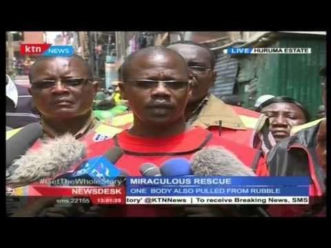 Huruma tragedy press briefing
