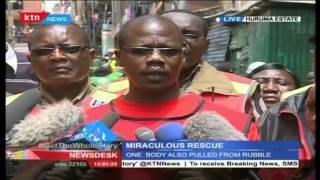 Huruma Tragedy Press Briefing