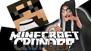 Minecraft: CRUNDEE CRAFT | RITUAL TROLLING!! [8]
