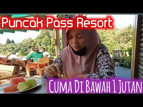 puncak pass resort hotel
