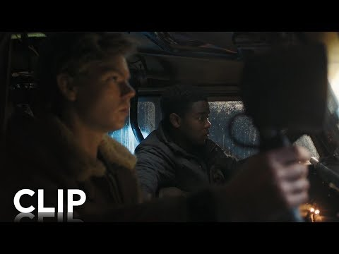 "MAZE RUNNER: THE DEATH CURE | ""Crank Tunnel"" 