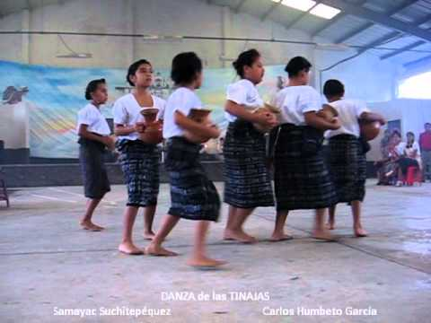 Samayac Suchitepéquez, Danza de las Tinajas