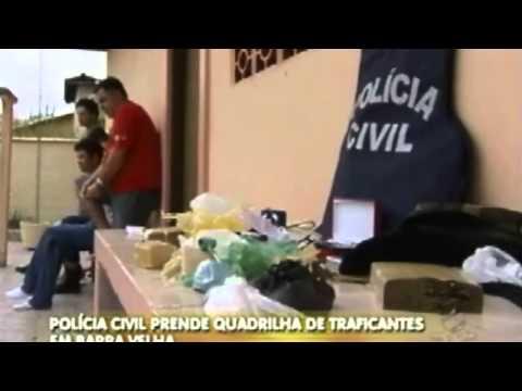 Tráfico de Drogas em Barra Velha/SC
