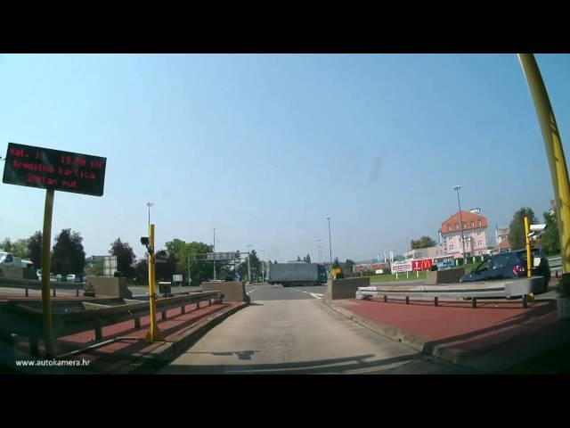 Kamioni se okrznuli Karlovac | Autokamera.hr