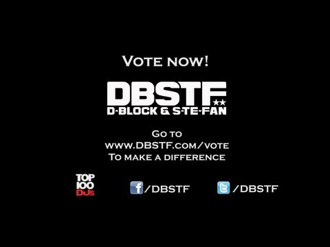 Video: Vote for D-Block & S-te-Fan in the DJ Mag Top 100!
