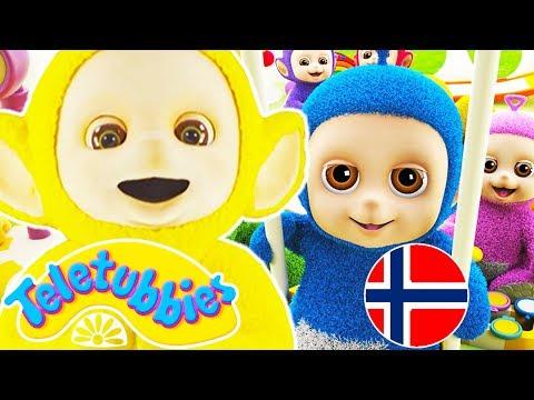☆ Teletubbiene på norsk ☆ 2017 HD ☆ Babyer | 05 ☆ Tegneserier for barn ☆